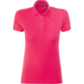 Maier Sports Ulrike t-shirt Dames roze
